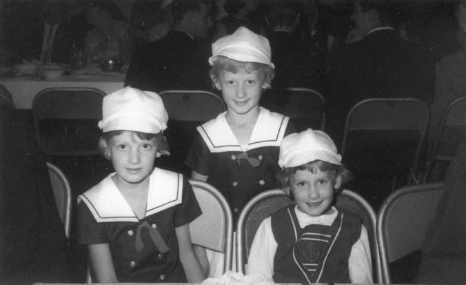 Kim, Delys & Noeleen Lyons